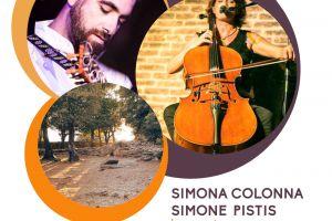 Simona Colonna e Simone Pistis In concerto